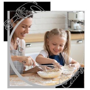 Les recettes gâteaux faciles en famille